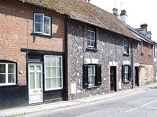 Cottages in Amesbury
