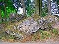 Coye-la-Forêt (60), poudingue de Coye.jpg