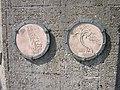 Crane Sculpture by River Wear plaque - geograph.org.uk - 518532.jpg