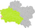 Cravant (Loiret) dans son Arrondissement.png
