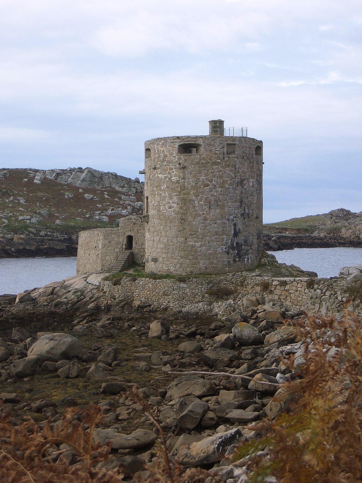 Cromwell's Castle - Wikipedia