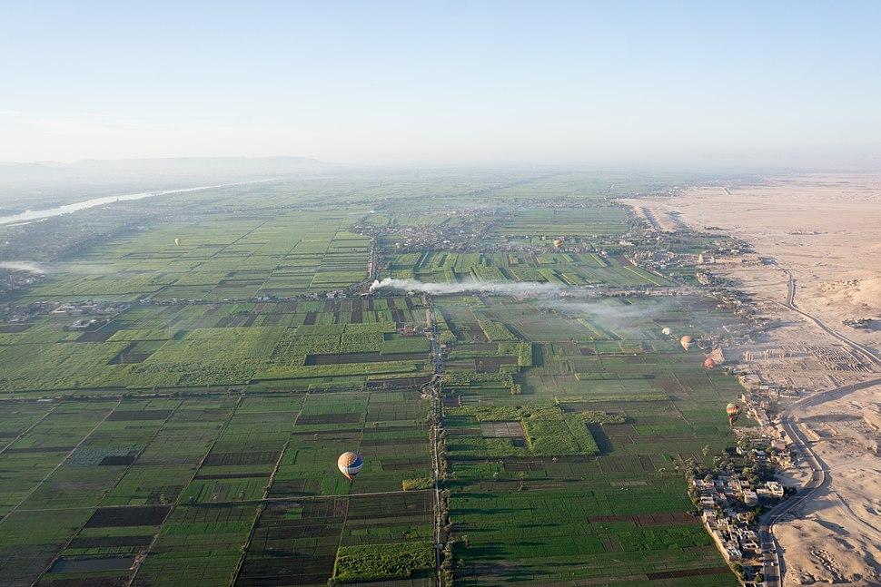 Crop limit, Nile Valley-2