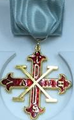 Cross of merit of the Sacred Military Constantinian Order of Saint George (House of Bourbon-Two Sicilies - Naples).png