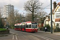 Croydon Tramlink Addiscombe Road.jpg