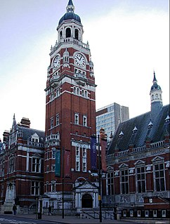 arts and museum complex located on Katharine Street in Croydon, London