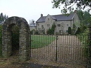 Cruxton - Cruxton Manor.