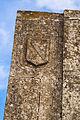Cruz de Jorge Manrique en el Castillo de Garcimuñoz detalle 01.jpg