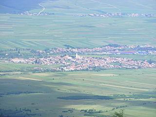 Sâncrăieni Commune in Harghita, Romania