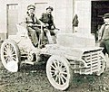 Cuchelet, vainqueur de la Coupe Provinciale du Meeting de Salon, le 4 avril 1900 sur Peugeot.jpg