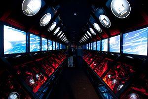 Glaciarium (museum) -  Technologic exhibits inside Glaciarium