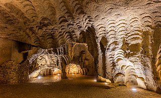 Caves of Hercules Moroccan cultural heritage site