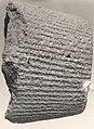 Cuneiform cylinder- Ehulhul inscription of Nabonidus describing his work on three temples MET ME86 11 281.jpeg