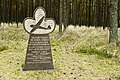 Curonian Spit, Memorial Stone on place of Nida Gliding School - panoramio.jpg