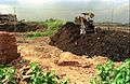 Cut And Fill Excavation - Science City - Calcutta 1994-10-22 107.JPG
