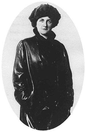Maria Czaplicka - Image: Czaplicka My Siberian Year 1916