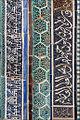 Décors du mausolée de Koutloug Aka (Shah-i-Zinda, Samarcande) (6009408061).jpg