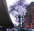 Düsseldorf, Abriss der Hochstraße Tausendfüßler, 31. Dezember 2012.jpg
