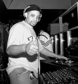 Kool DJ Red Alert American DJ
