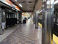 DTX Orange Long southbound platform.JPG