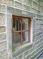Dairy window, Cragg Vale, Mytholmroyd - geograph.org.uk - 840951.jpg