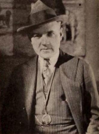 Dallas M. Fitzgerald - From a 1920 magazine