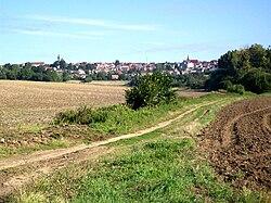 Dammartin-en-Goële, vue depuis le GR 1 pour St Mard.jpg