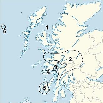 Scottish Gaelic phonology - Allophone regions of Dark l