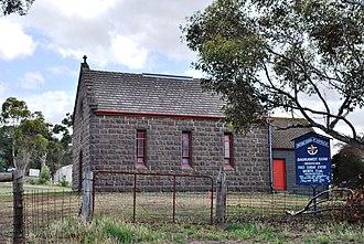 Darraweit Guim, Victoria - Bluestone Uniting church