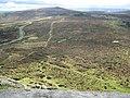 Dartmoor, Saddle Tor from Haytor - geograph.org.uk - 1041416.jpg