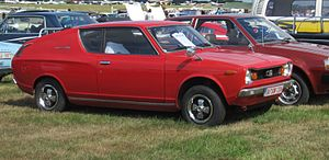 Nissan Cherry - Datsun 120A Cherry coupé 1973 (European contemporary nomenclature)