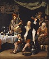 David Ryckaert III - Merry Company (As the Old Ones Sing, so the Young Ones Pipe).jpg