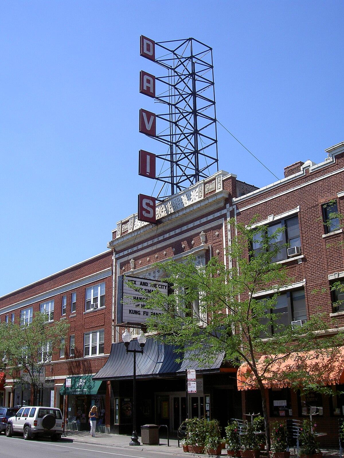 Davis Theater Wikipedia
