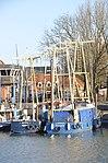 De HN-2 JOANNES uit Hoorn in de haven van Enkhuizen (01).JPG