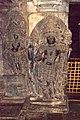 Decorated Dvarapala,Hoysaleswara Temple Halebid.jpg