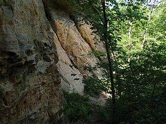 Governor Dodge State Park - Deer Cove Rockshelter