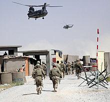 essay on war in afghanistan