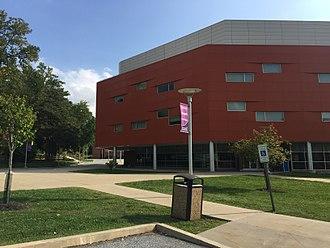 Delaware County Community College - Delaware County Community College main campus