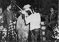 Deli marriage, pouring water on bridegroom's head, Wedding Ceremonials, p32.jpg