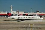 Delta N958AT Boeing 717-200 ATL August 2014 (27145111197).jpg