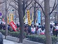Demonstration activities in Shinsaibashi.JPG