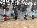 Demonstration of Japanese matchlocks in Nagoya Castle - 8.jpg