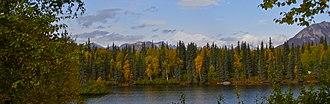 Denali State Park - Image: Denalifrombeyers