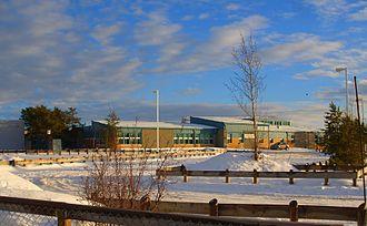 Chipewyan - Image: Dene High School