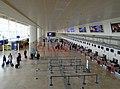 Departure concourse, Liverpool JL airport.jpg