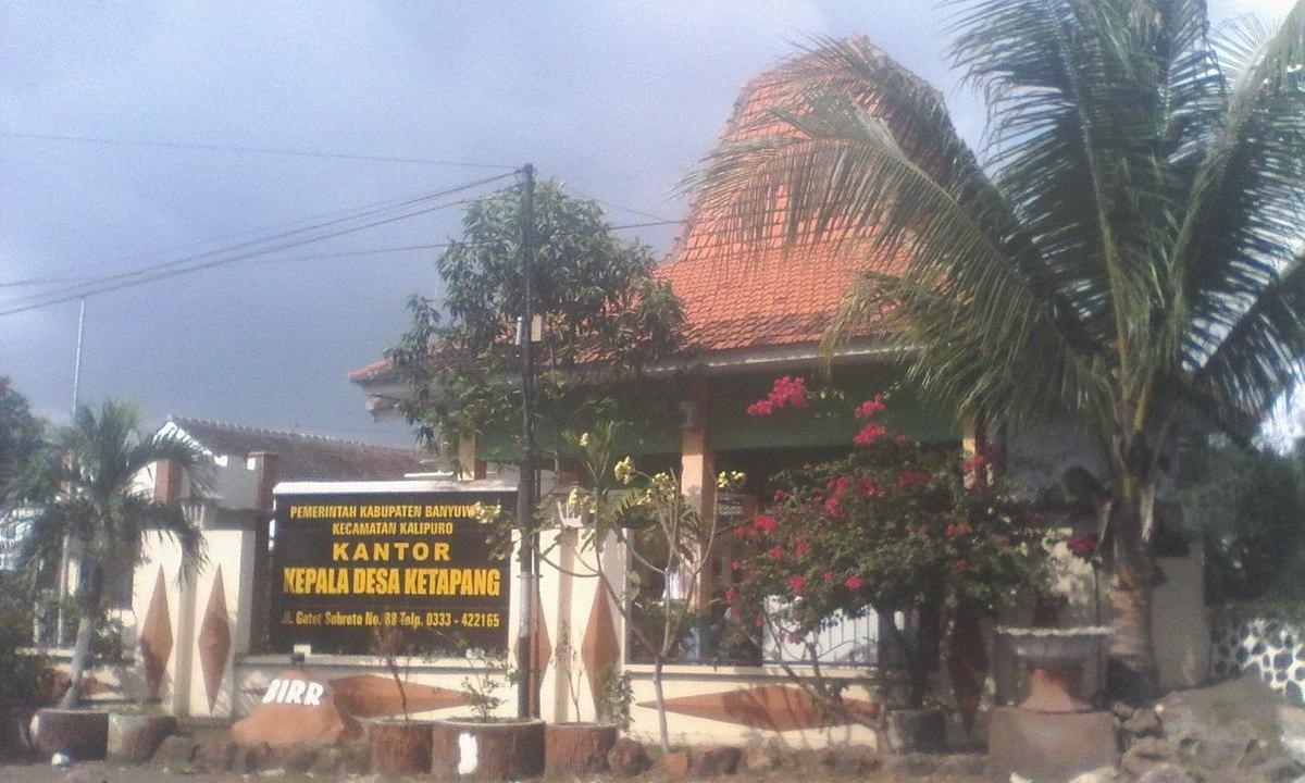 Ketapang, Kalipuro, Banyuwangi - Wikipedia bahasa ...