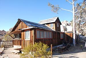 Keys Desert Queen Ranch - Image: Desert Queen Ranch house