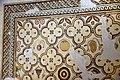 Detail. Mosaics inside the Memorial Church of Moses, Mount Nebo, Jordan. Wall, mosaics of the lateral chapels, end of 6th century to early 7th century CE.jpg