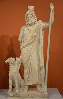 Hades God of the underworld in Greek mythology