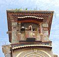 Detail of Shavteli street clock, Tbilisi (14831993928).jpg