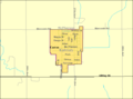 Detailed map of Canton, Kansas.png